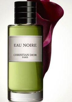 Eau Noire by Francis Kurkdjian for DIOR Perfume Posse Review Portia