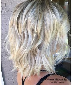 Here is the after!!! #icyblonde❄ @behindthechair_com @modernsalon