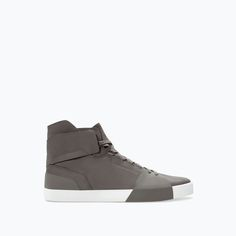 Image 1 of ASYMMETRICAL BOOTIE from Zara