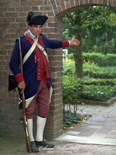 Please come in.  Colonial Williamsburg, VA