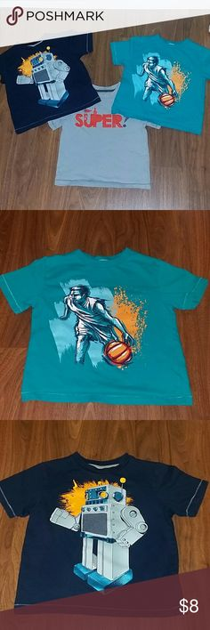 Circo Boy's Tee Shirts Lot of 3 boy's tee shirts. Great condition :-) Circo Shirts & Tops Tees - Short Sleeve