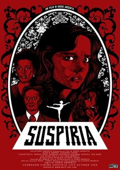 Italian horror films are one of my favorite genres...so much to love about this one...and lesson learned--don't jump into a room filled with razor wire.