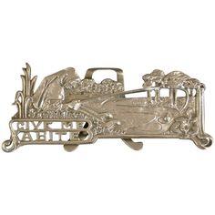 Edwardian Art Nouveau Silver Fishing Nun Menu Holder 'Give Me a Bite' Menu Holders, Nun, Antique Art, Art Nouveau, Give It To Me, Lion Sculpture, Fishing, Ceiling Lights, Statue