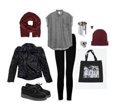 I looove this edgy outfit!