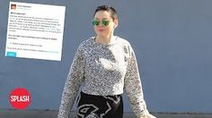Rose McGowan Suspended from Twitter for Violating Rules | Daily Celebrity News | Splash TV