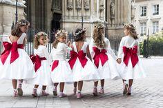 Photographe Mariage Paris et le Pré Catelan - paris Riot Burgundy Wedding, Red Wedding, Wedding Bridesmaids, Bridesmaid Dresses, Wedding Dresses, Little Girl Dresses, Flower Girl Dresses, Red And White Weddings, Wedding With Kids