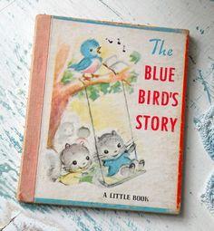 vintage childrens' book illustrations