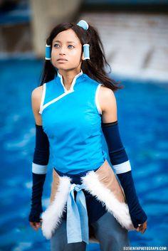 Korra - The Legend of Korra #cosplay