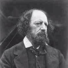 Alfred Lord Tennyson by Julia Margaret Cameron