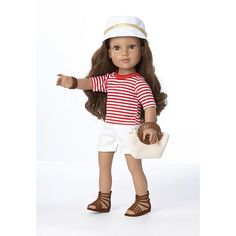 "Journey Girls 18 inch Doll Fashion Outfit - Sailor Girl - Toys R Us - Toys ""R"" Us"