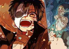 """Read Jibaku Shounen Hanako-kun Chapter Hanako of the Opera - """"Hanako-san, Hanako-san.""""At Kamome Academy, rumors abound about the school's Seven Mysteries, one of which is Hanako-san. Hanako San, Anime Kawaii, Phantom Of The Opera, Manga Illustration, Animes Wallpapers, Anime Couples, Anime Characters, Anime Girls, Manga Girl"""