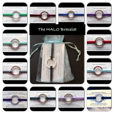 The HALO Bracelet by HEAVENSBOOK ANGELS™ by HEAVENSBOOK on Etsy https://www.etsy.com/listing/222312997/the-halo-bracelet-by-heavensbook-angels