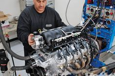Vemp 1011 01 LS3 Engine Power Upgrades. 6.0 6.2L upgrade to almost 600 hp all motor