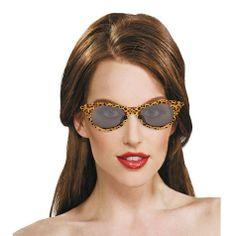 Vintage Cheetah Sunglasses - Party City, $6.99