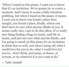I read this is Tyler's voice oml