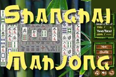 Shanghai Mahjong - http://www.allgamesfree.com/shanghai-mahjong/  -------------------------------------------------  Shanghai Mahjong is a classic Mahjong Solitaire Game with 100 different levels/layouts.   -------------------------------------------------  #MahjongGames #MahjongGames