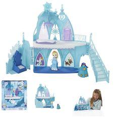 Frozen Little Kingdom  Disney Elsa S Magical Rising  Playset Girls Kids New  #DisneyFrozen