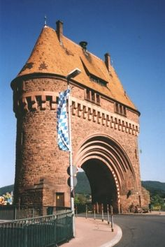 Brückentor, Miltenberg am Main, Deutscland