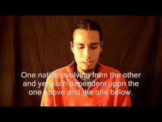 "First Time verbalizing a Lakota Sioux Prayer ""Mitakuye Oyasin"" (All My Relations) - YouTube"