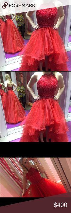 sherri hill prom dress only worn once Sherri Hill Dresses Prom
