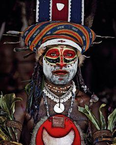 Goroka Tribe  ~ New Guinea