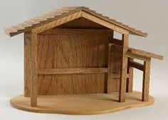 Wood plans nativity stable, how to build wood gun cabinet Christmas Crib Ideas, Christmas Manger, Christmas Nativity Scene, Christmas Train, Christmas Wood, A Christmas Story, Christmas Crafts, Christmas Vases, Nativity Costumes