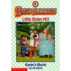 Karen's Movie (Baby-Sitters Little Sister, No. 63)