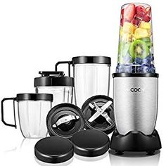 Blender, Aicook Smoothie High-Speed Personal Maker/Mixer Included for sale online Best Vitamix Blender, Best Smoothie Blender, Smoothie Mixer, Good Smoothies, Best Food Dehydrator, Minions, Stainless Steel Blender, Single Serve Blenders, Kitchen Blenders