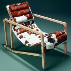 Post- Piezas de decoración con nombre propio- Eileen Gray Transat Chair
