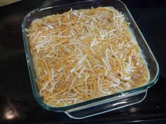 """Amazing Jalapeno Cream Corn Casserole  This is one of my favorite things I""""ve ever made. Cream Cheese and jalapenos!! (less spicy options)"""