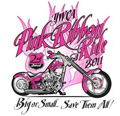 Pink Ribbon Ride