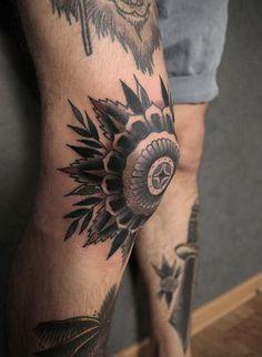 Sergey Vaskevich Mandala Tattoo Design, Dotwork Tattoo Mandala, Tattoo Design Drawings, Tattoo Sketches, Tattoos For Women Small, Small Tattoos, Tattoos For Guys, Life Tattoos, Body Art Tattoos