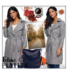 """Feline Fashion 4"" by ramiza-rotic ❤ liked on Polyvore"