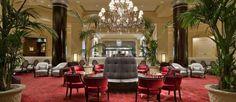 san jose fairmont hotel lobby