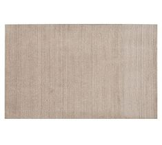 Heathered Hand-Loomed Rug - Neutral #potterybarn