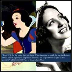 adriana caselotti contract