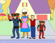 Brak and family
