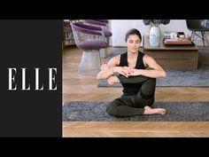 Salutation au soleil : le yoga du matin ☀┃ELLE Yoga - YouTube