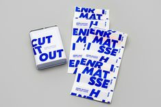 Matisse band-aids were sold at the MoMA Store as part of the identity design system and her team created for the exhibition… Page Layout Design, Book Design, Cover Design, Identity Design, Brochure Design, Corporate Identity, Visual Identity, Brand Identity, Henri Matisse