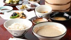 丁子屋 - 料理写真:とろろ汁も自然薯一品料理も楽しめるコース『府中』