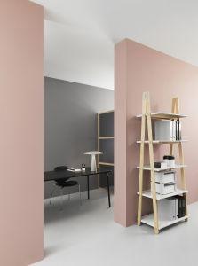 Een stoere én luxe look met oud roze - Roomed