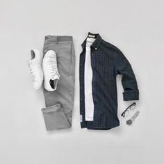 Open-shirt-over-tee advocate ♂️Wanna score this entire outfit for free? Join my on-going giveaway and get a chance to win a shopping sesh with me! Trajes Business Casual, Business Casual Men, Men Casual, Stylish Mens Outfits, Cool Outfits, Casual Outfits, Fashion Mode, Fashion Outfits, Style Fashion