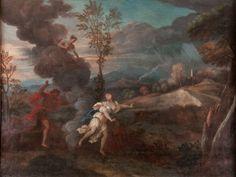 Thomas Blanchet: Alphée et Arethuse