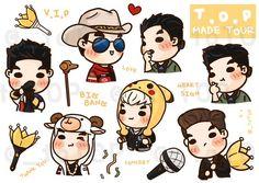 #bigbang #madeseries #gdragon #top #seungri #taeyang #daesung