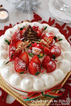 JUNA『「ママが作るスペシャルクリスマスケーキ」』