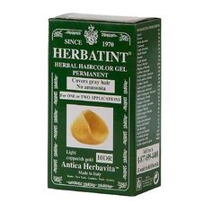 Herbatint Permanent Herbal Haircolor Gel, 10dr-Light Copperish Gold 4.5 oz (135 ml) ** You can get more details by clicking on the image.