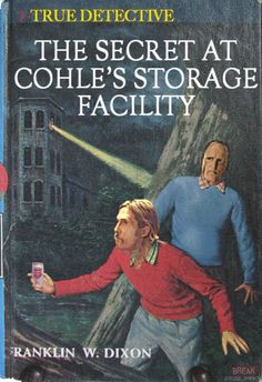 """6 """"Hardy Boys"""" Covers Starring """"True Detective"""" Characters"""