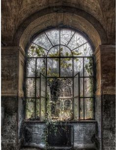 Una ventana al pasado.