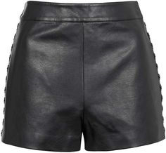 Pin for Later: 26 Shorts d'Été Super Stylés Qui Ne Sont Pas en Jean Topshop Short en similicuir Petite (52€)