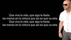 Wisin - Que Viva La Vida - (Letra)